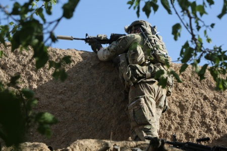 SAS and American special forces fighting Taliban for control of Sangin in Afghanistan – Mirror Online