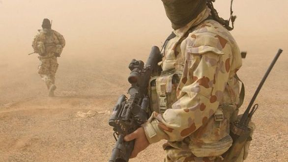 Australian troops' key role as Ramadi wrested from Islamic State