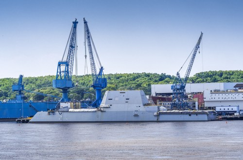 Zumwalt Destroyer Leaves Yard for First Set of Sea Trials – USNI News