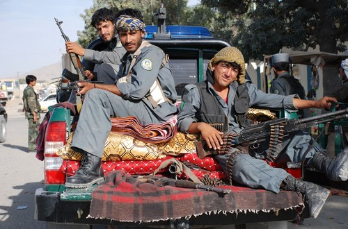 CIA runs shadow war with Afghan militia implicated in civilian killings – The Washington Post