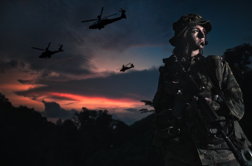 27 Candid Concerns From Special Forces Troops About Women In Combat