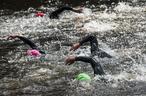 Swimming for SEALs: Knoxville's Jim Brogan heads to Florida for Tampa Bay Frogman Swim
