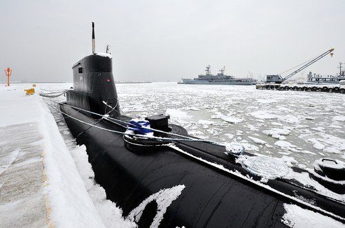 This Could 'Sink' the U.S. Navy: Lethal Stealth Submarines | The National Interest Blog