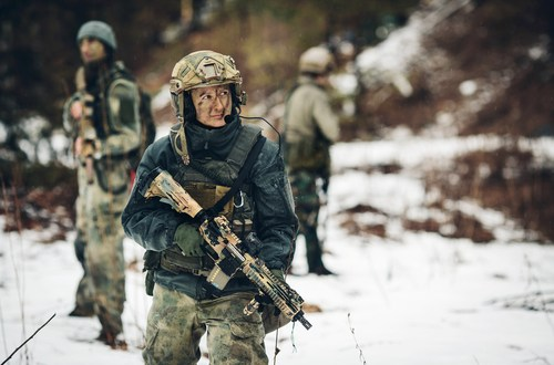 Army submits plan for women in infantry, armor, special operations