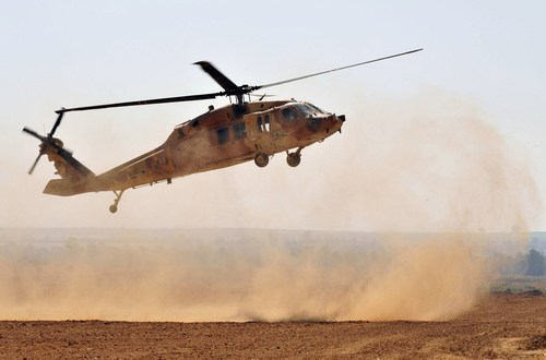 Lockheed Looks To Build Polish Black Hawks