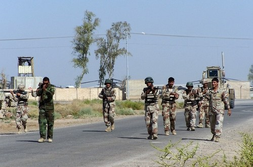 Iraq deploys special forces after major ISIL attack | Iraq | Worldbulletin News
