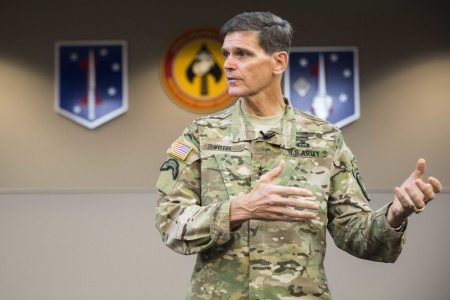 SOCOM chief: US lacks plan for long-term detention of Islamic State fighters – News – Stripes