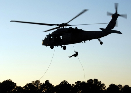 Special forces stage helicopter raid on Somalia's Shebab | theSundaily