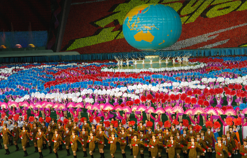 Branch by branch, a look at N. Korea's massive military