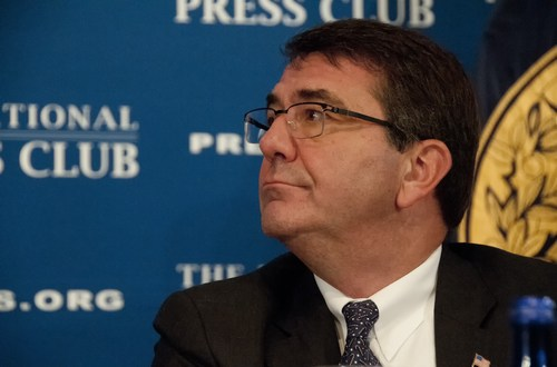 Pentagon chief to appeal to Silicon Valley for help with cybersecurity – LA Times