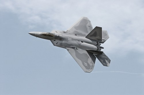 Raptor's New Claws: The F-22 Stealth Fighter Is More Lethal than Ever | The National Interest Blog