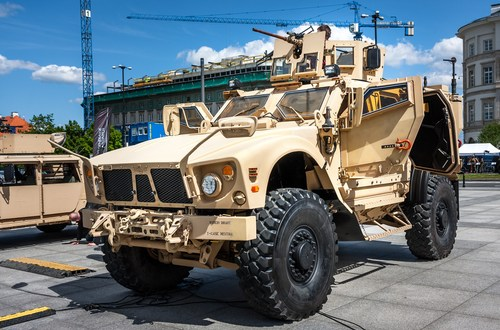 JLTV Program Cost Estimate Drops By $6 Billion