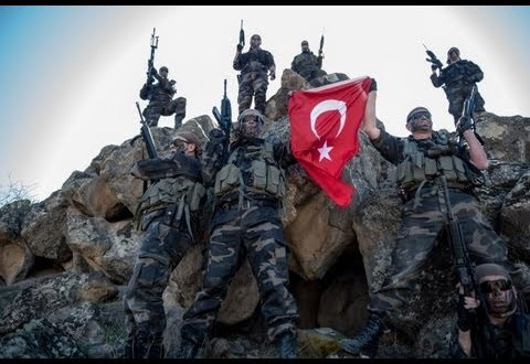 Some 100 Turkish Special Forces Troops Cross into Syria – Source