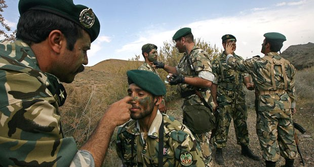 Iranian commandos deployed to Syria as advisers: officer | Reuters
