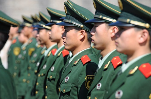 Chinese military compared to US armed forces – Business Insider