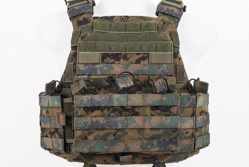 Kevlar or plastic? New armor lighter, provides same protection – Pacific – Stripes