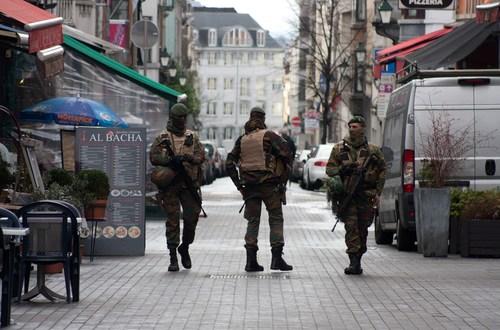 Officials: Group That Hit Brussels Planned 2nd France Attack | Military.com