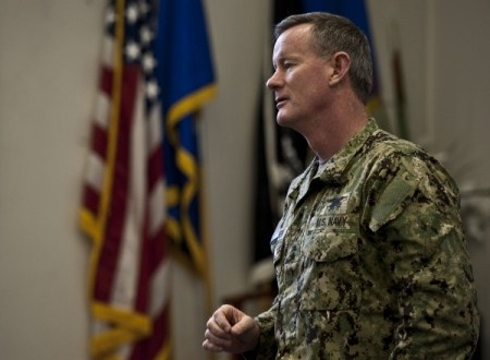 Admiral William McRaven and the Greatest of Special Ops | Observer
