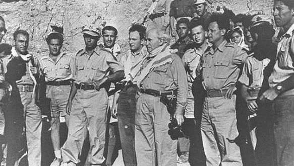 Handful of Israeli airmen led by ex-US Marine took on 10,000 Egyptians and won – Business Insider