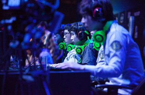 The day competitive gaming became a serious global sport – BBC Newsbeat