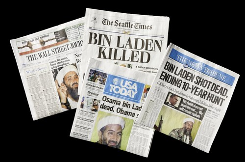 CIA Relives Osama Bin Laden Raid With 'Live' Tweets