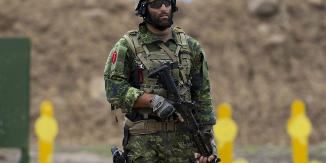 Canada's special forces face the risk of Daesh gas attacks in Iraq | Toronto Star
