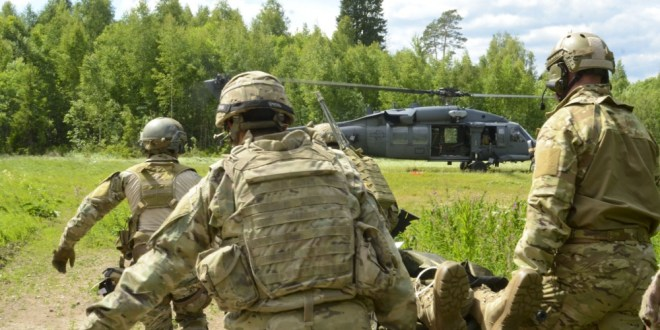 Future Special Forces Medics to Train at West Virginia University – Journal of Emergency Medical Services