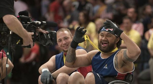 Special Forces Athlete Uses Warrior Games to Take on New Challenges > U.S. DEPARTMENT OF DEFENSE