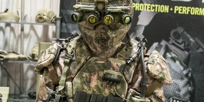 USSOCOM continues to advance TALOS development | IHS Jane's 360