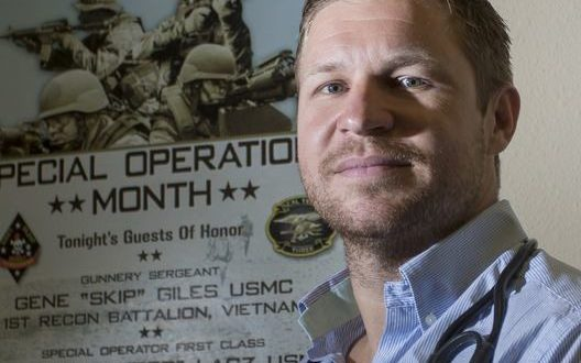 Area Navy SEAL writes about battle for Ramadi |PNJ