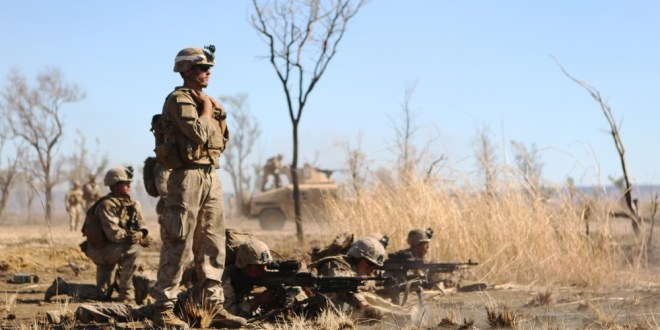Marines train alongside Green Berets to prep for Africa missions|MarineTimes