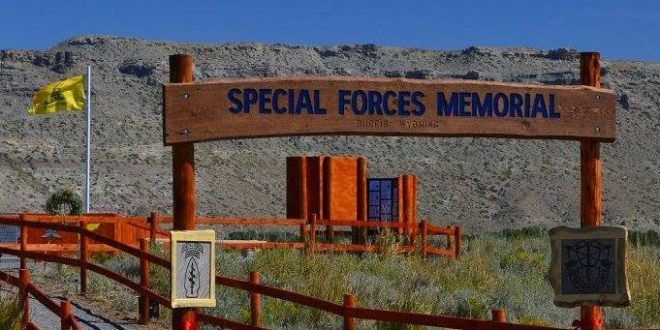 Special Forces Memorial: If We Build It, They Will Com | The Daily Caller