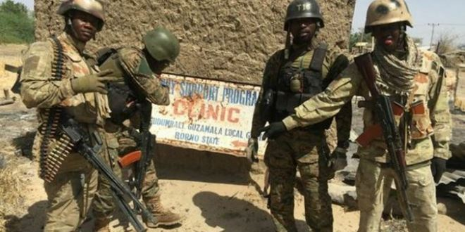 Special Forces Battalion Troops Of Operation Crocodile Smile Killed 5 Militants | NTA.ng