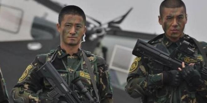 China's special forces need to extend overseas reach to safeguard interests, military mouthpiece says | South China Morning Post