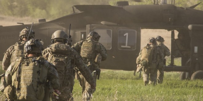 Documents Show U.S. Military Expands Reach of Special Operations Programs | The Intercept