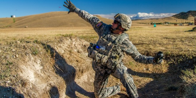 The U.S. Army Designs a New Hand Grenade After More Than 40 Years |Warisboring