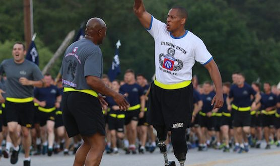 Army Ranger, Double Amputee Describes How He'll Never Quit | Task&Purpose