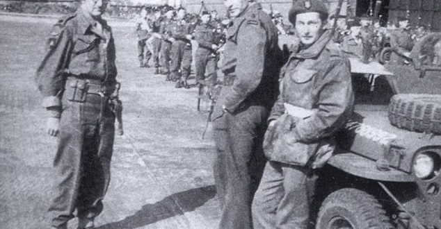 How SAS hunted down Nazis after the war with the help of a rogue Russian prince | Daily Mail Online