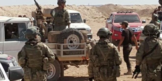 US special forces are helping Turkey clear out ISIS strongholds in Syria | VICE News