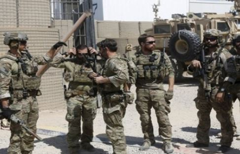 US Special Forces Deployed in Raqqa Battlefield | Farsnews