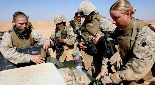 Female Marine Reaches End of First Phase of MARSOC Course | Military.com