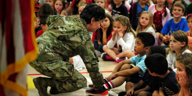 20 Percent of Army Kids Will Need Mental Health Treatment |  DefenseNews
