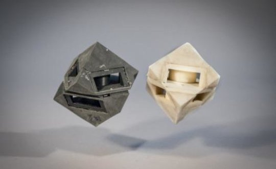 3-D-printed robots with shock-absorbing skins |  ScienceDaily
