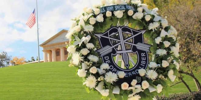 Green Berets honor JFK in annual Arlington ceremony | Stripes