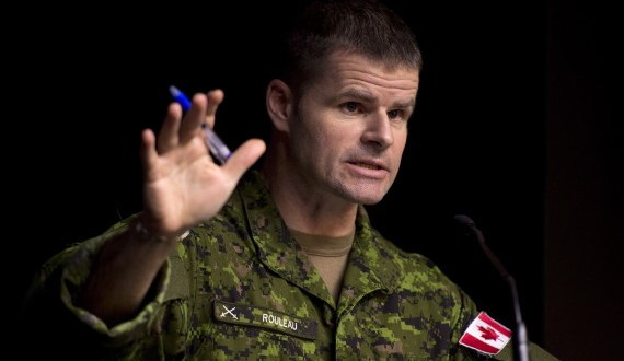 Michael Rouleau, Canadian Special Forces Commander, Fined $2,000 After Guilty Plea | HuffingtonPost
