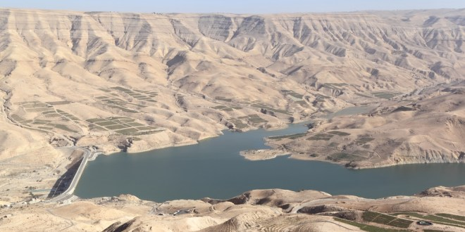 A Bigger Problem than War: Water Security in the Middle East   The Cipher Brief