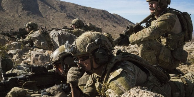 Two U.S. Special Forces Soldiers Among Dead in Afghan Battle |  WSJ