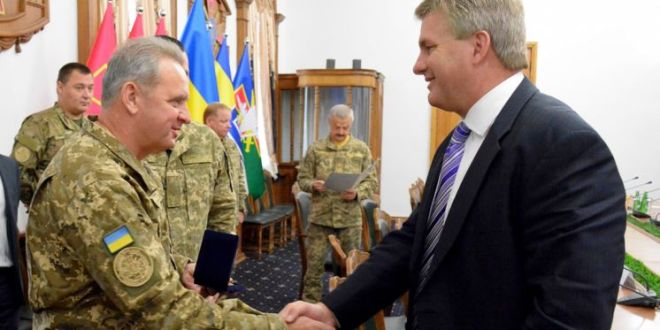 Ukraine turns to Tampa group for help setting up new commando HQ | Tampa Bay Times