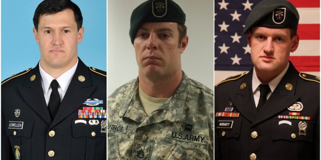 Army identifies three Special Forces soldiers killed in Jordan | ArmyTimes