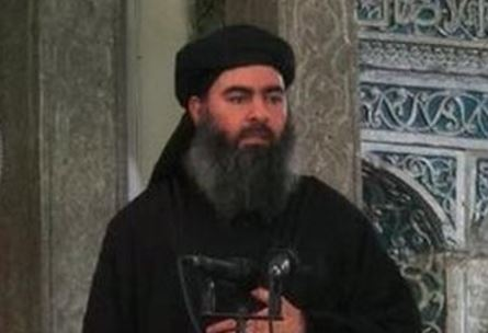 ISIS Leader al-Baghdadi Emerges With Defiant Statement After Iraqi Forces Enter Mosul | NBC News